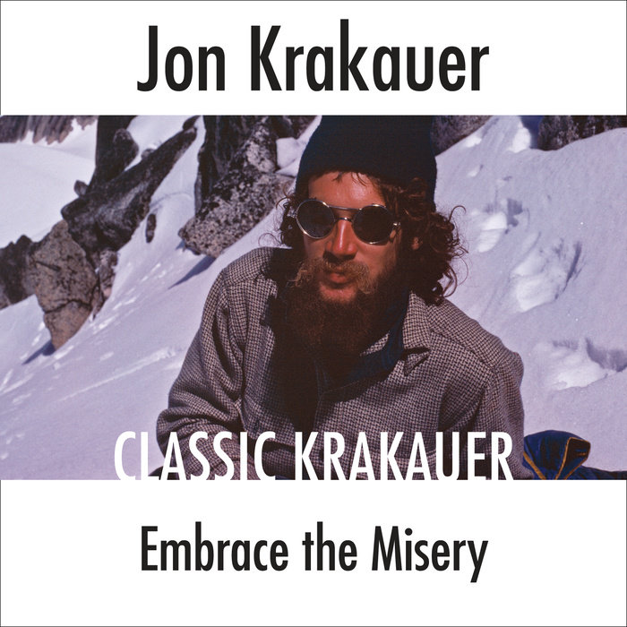Embrace the Misery Cover