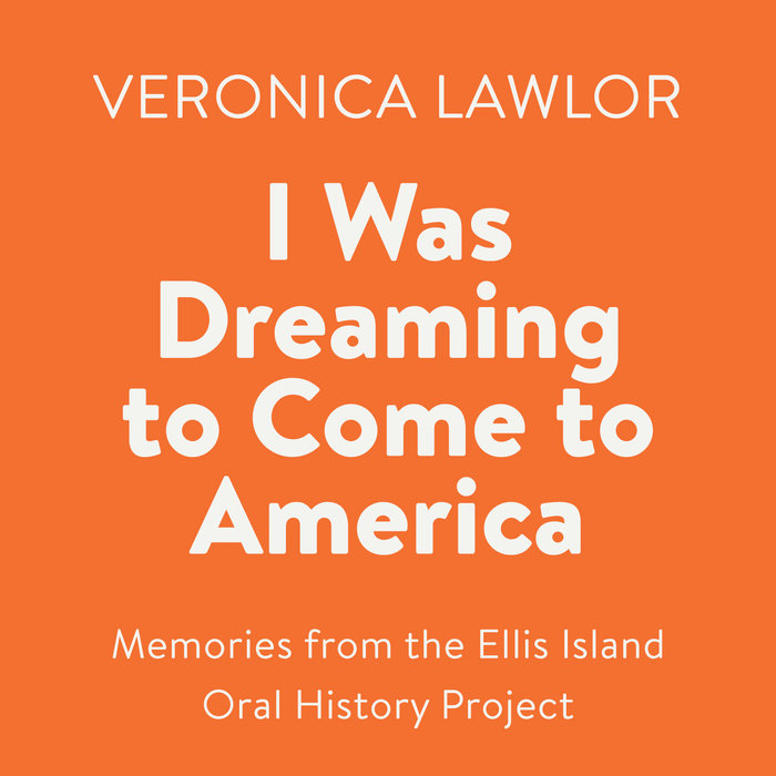 I Was Dreaming to Come to America Cover