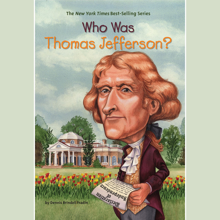 Who Was Thomas Jefferson? Cover