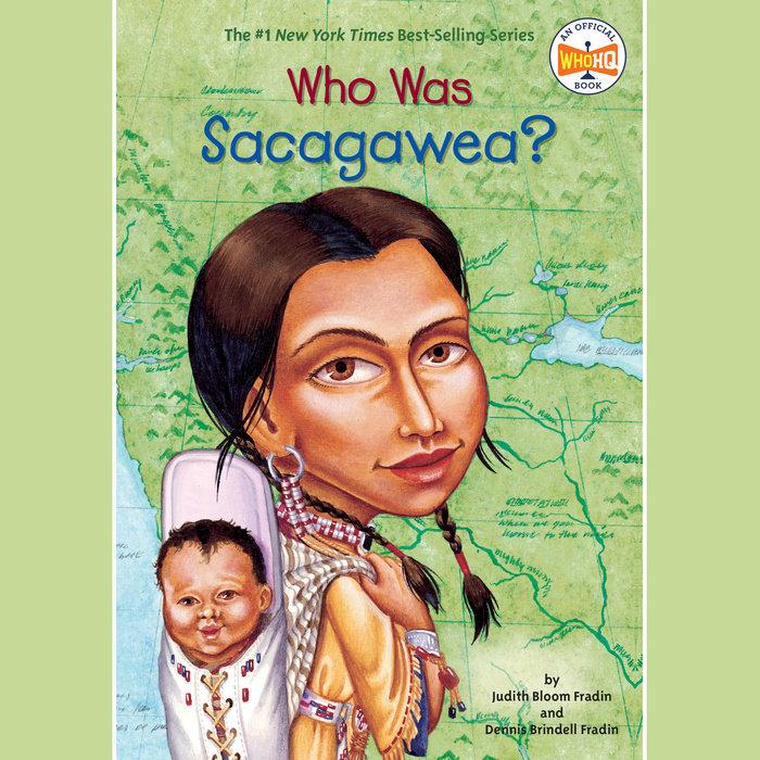 Who Was Sacagawea? Cover