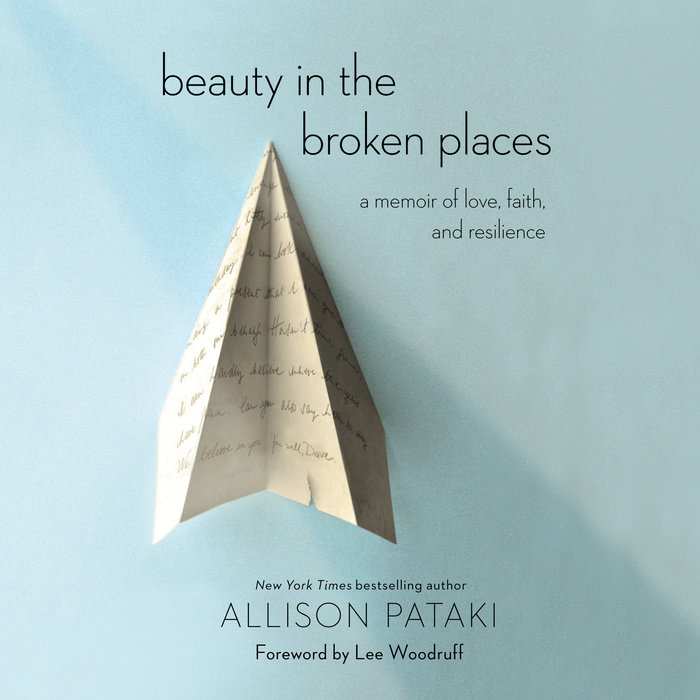 Beauty in the Broken Places Cover