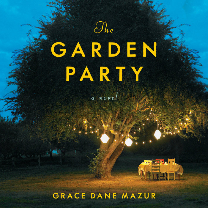 The Garden Party Cover