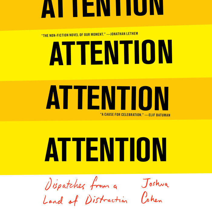 ATTENTION Cover