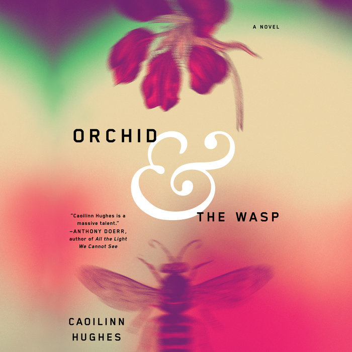 Orchid and the Wasp Cover
