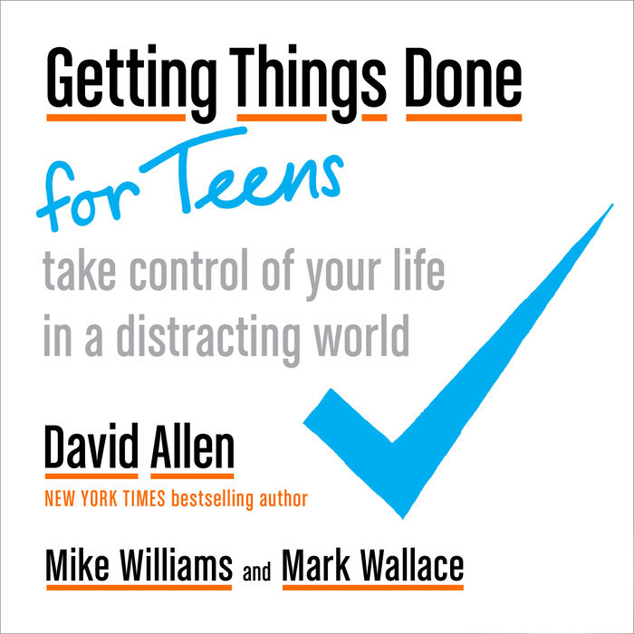 Getting Things Done for Teens Cover