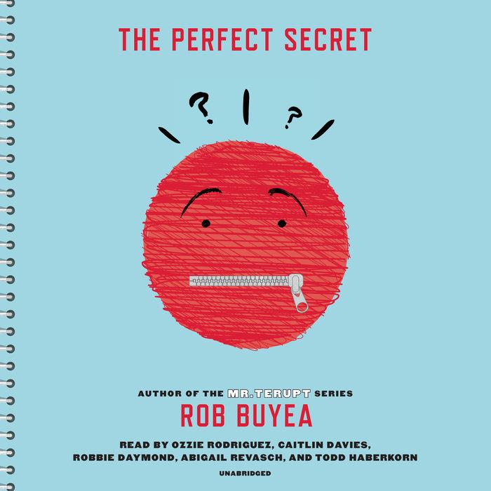 The Perfect Secret Cover