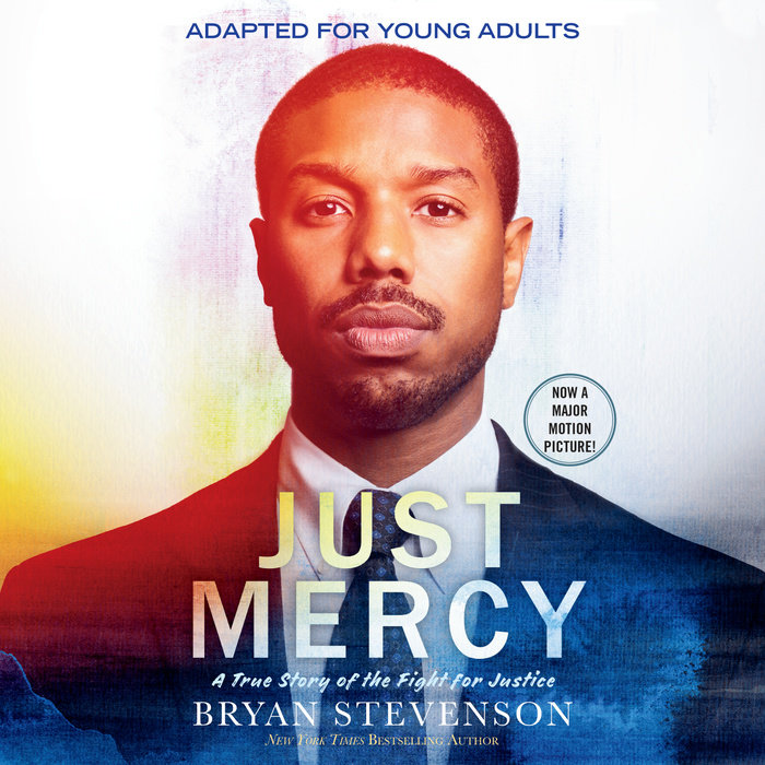 Just Mercy (Movie Tie-In Edition, Adapted for Young Adults) Cover