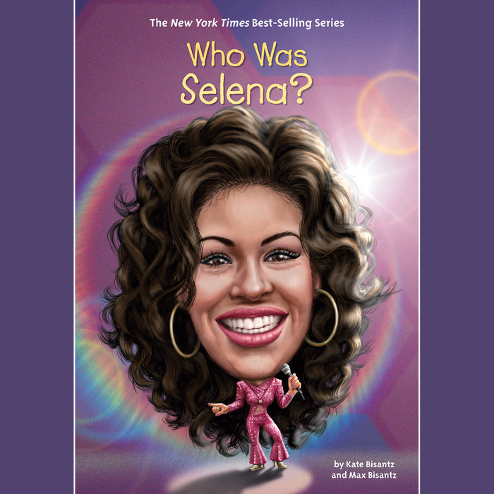 Who Was Selena? Cover