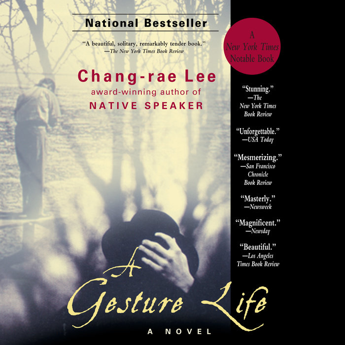 A Gesture Life Cover