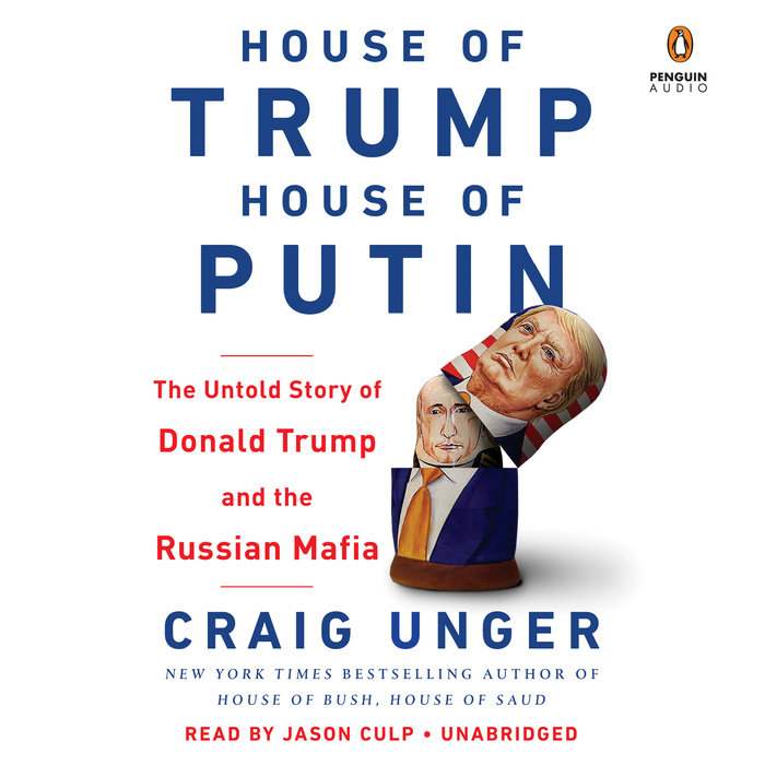 House of Trump, House of Putin Cover