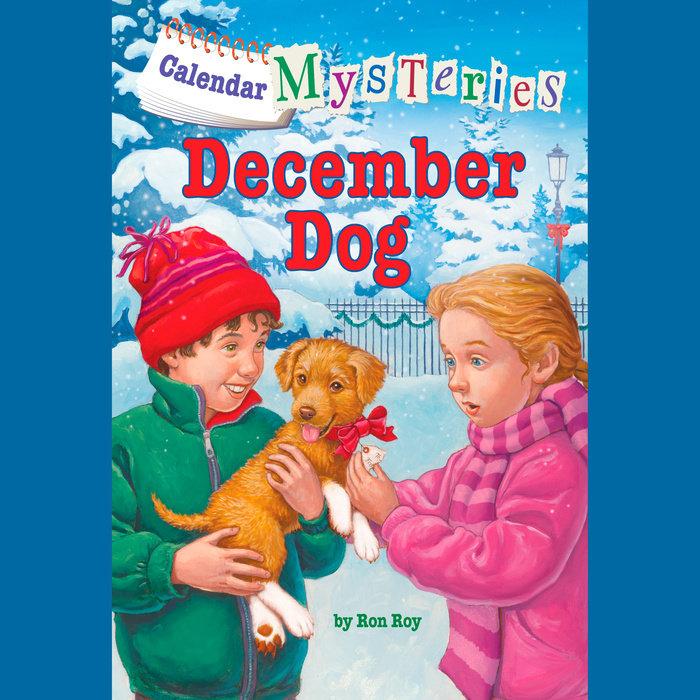 Calendar Mysteries #12: December Dog Cover