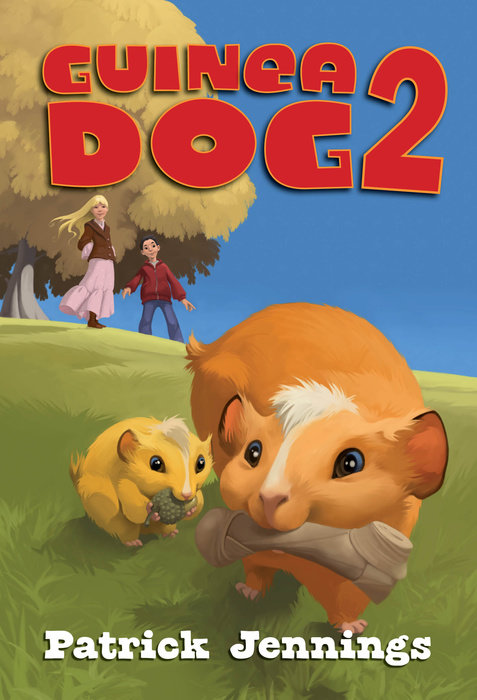 Guinea Dog 2 Cover