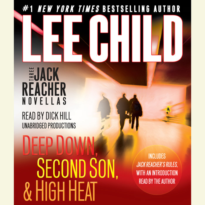 Three Jack Reacher Novellas (with bonus Jack Reacher's Rules) Cover