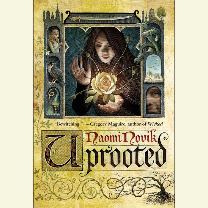 Uprooted Cover