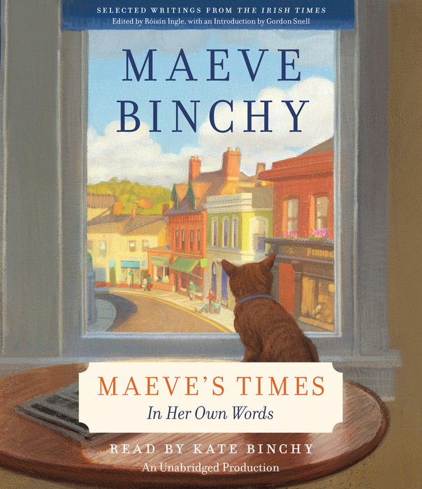 Maeve's Times Cover