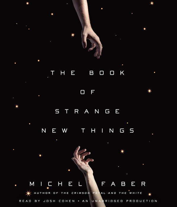 The Book of Strange New Things Cover