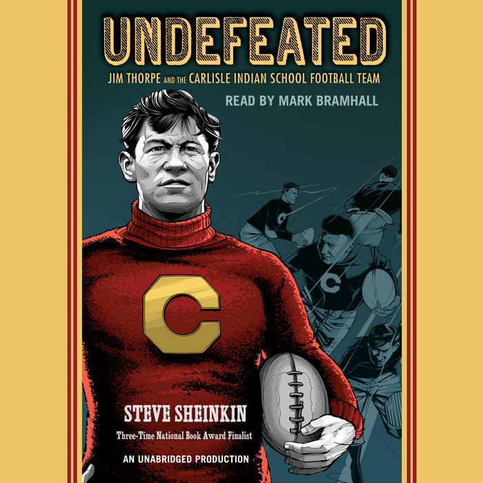 Undefeated Cover