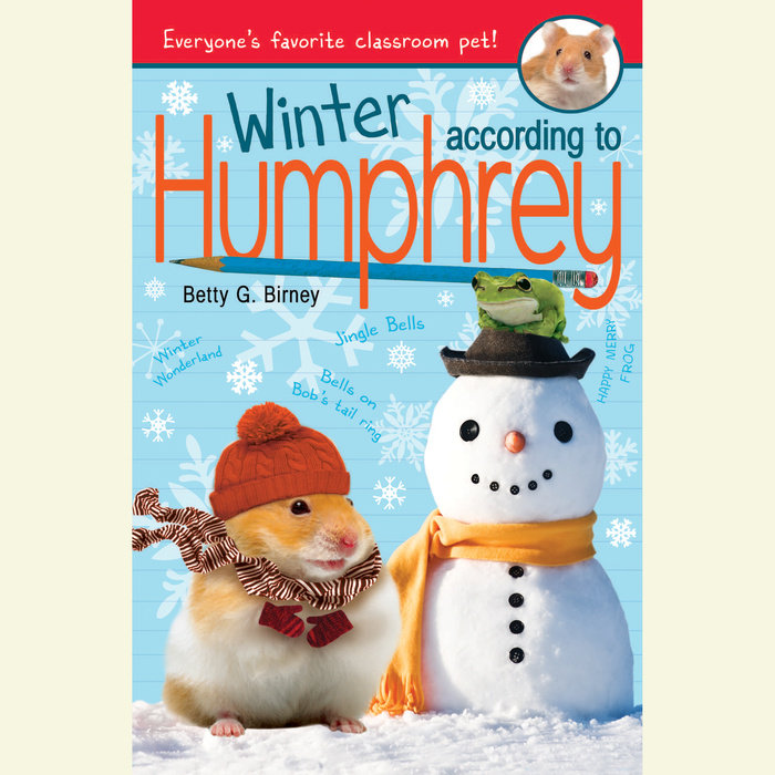 Winter According to Humphrey Cover
