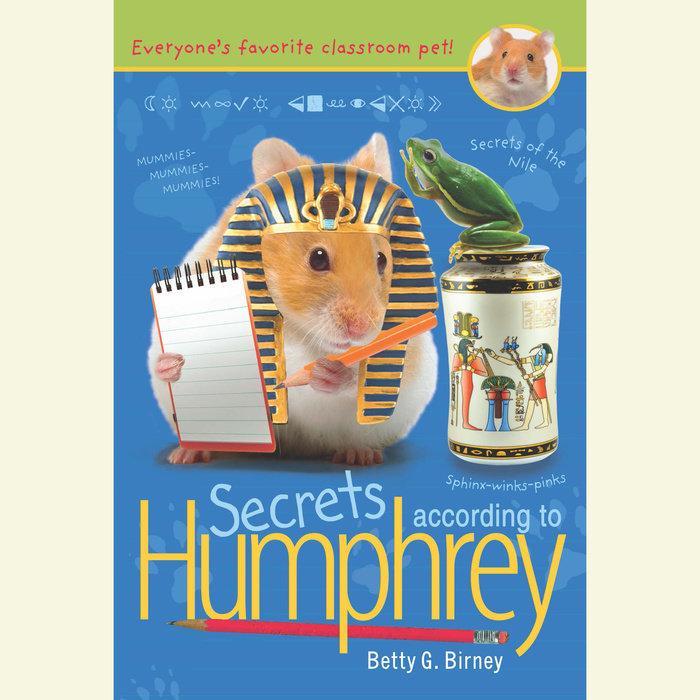 Secrets According to Humphrey Cover