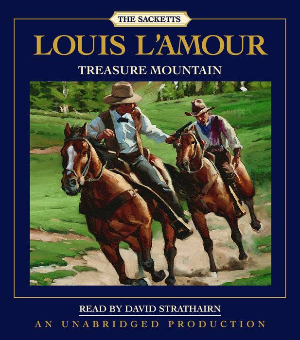 Treasure Mountain Cover
