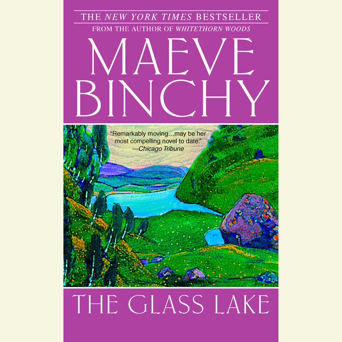 The Glass Lake Cover