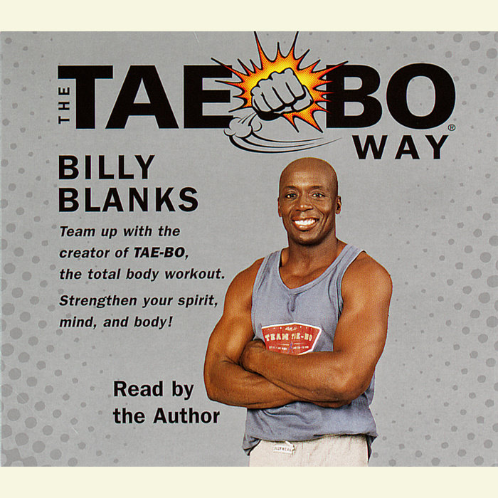 The Tae-Bo Way Cover