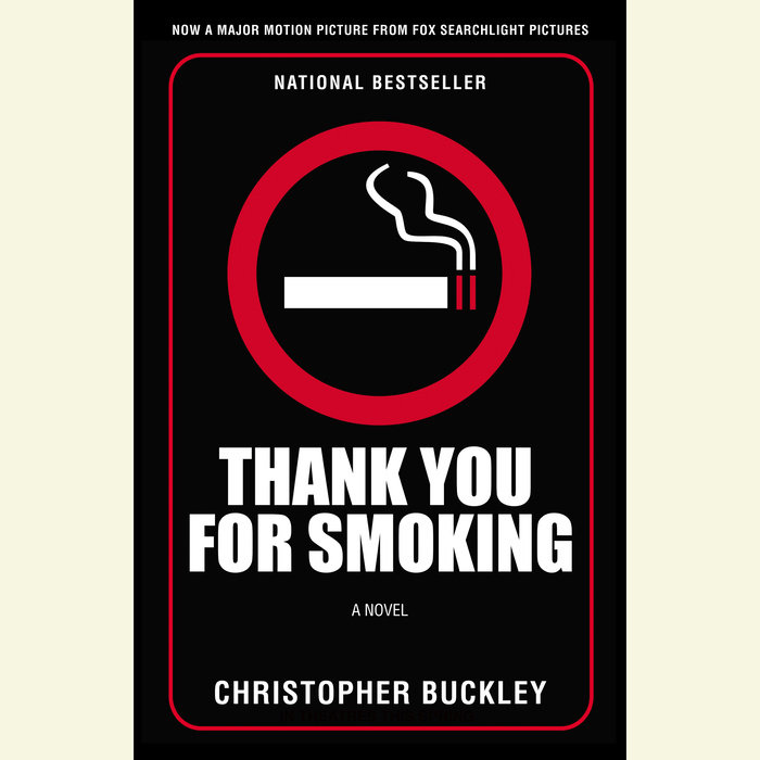 Thank You For Smoking Cover