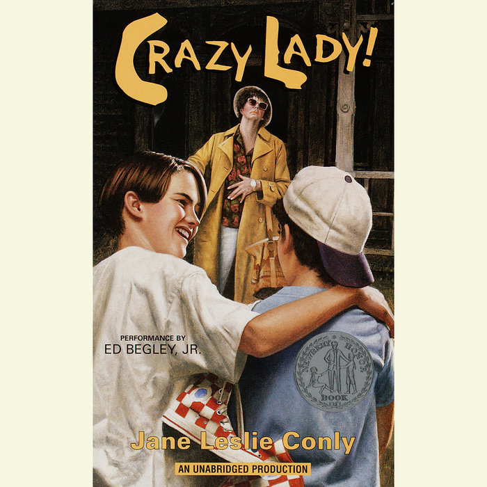 Crazy Lady Cover