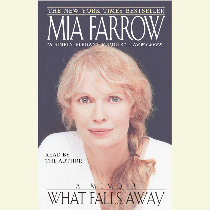 What Falls Away Cover