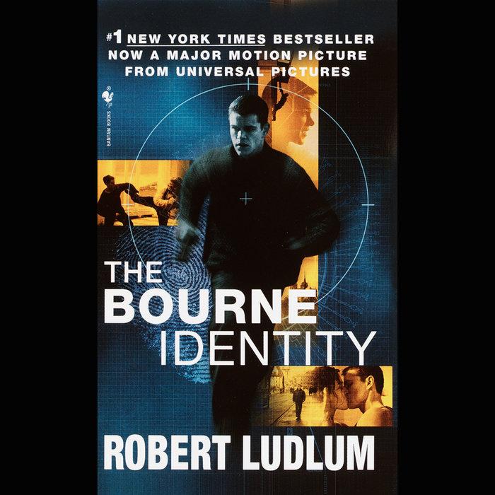 The Bourne Identity (Jason Bourne Book #1) Cover