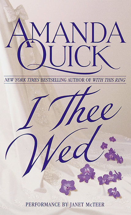 I Thee Wed Cover