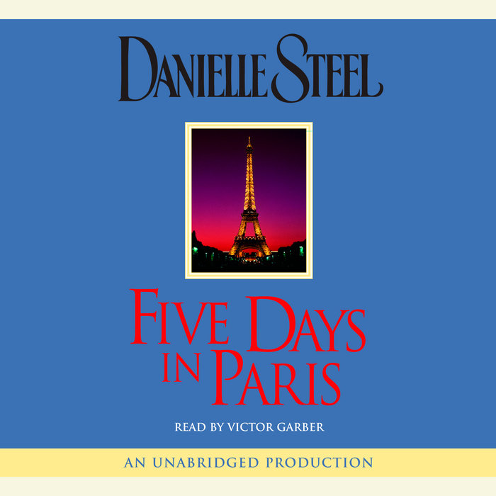 Five Days in Paris Cover