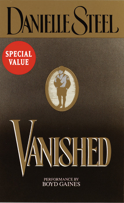 Vanished Cover