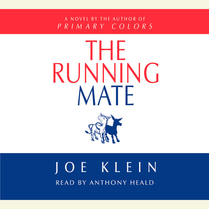 The Running Mate Cover