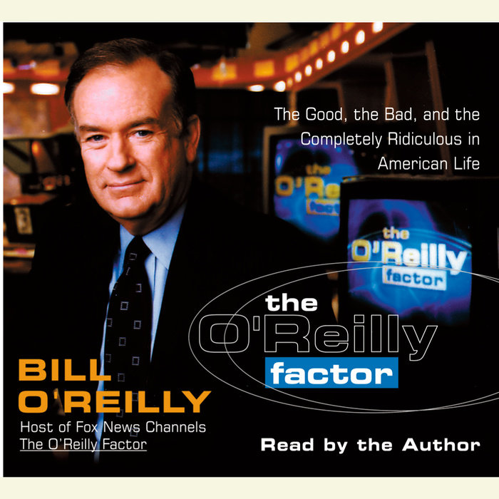 The O'Reilly Factor Cover