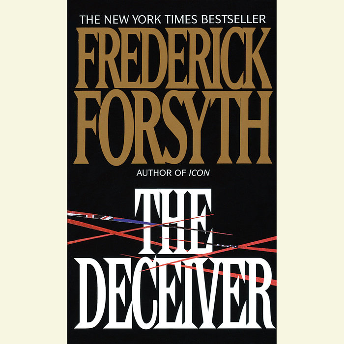 The Deceiver Cover