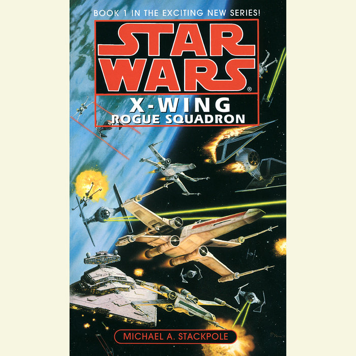 Star Wars: X-Wing: Rogue Squadron Cover