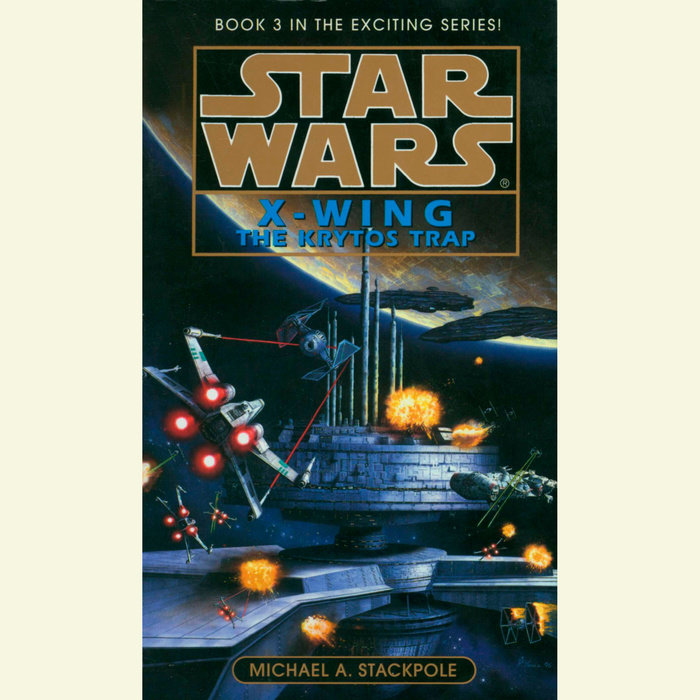 Star Wars: X-Wing: The Krytos Trap Cover