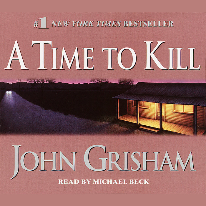 A Time to Kill Cover