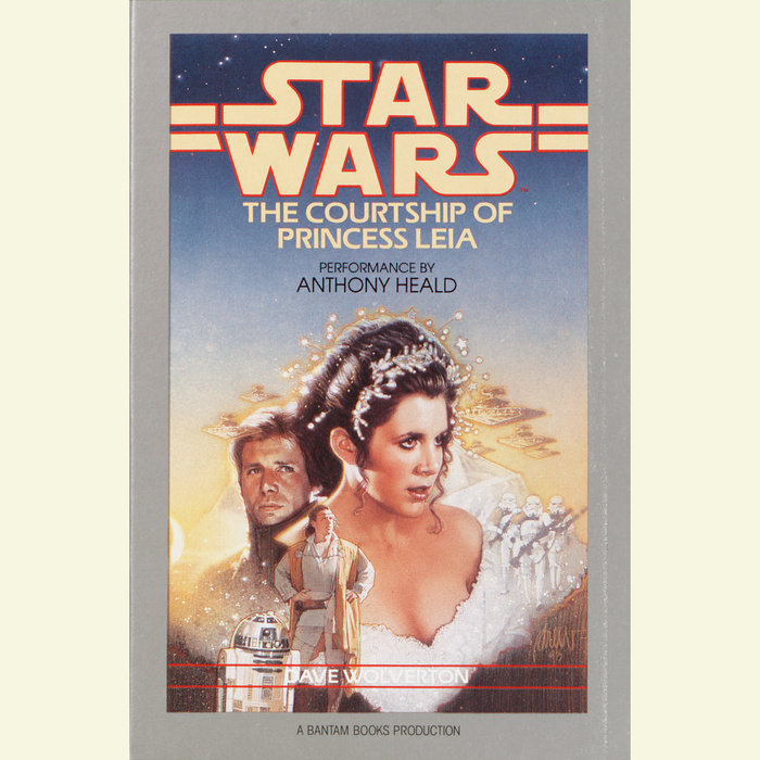 Star Wars: The Courtship of Princess Leia Cover