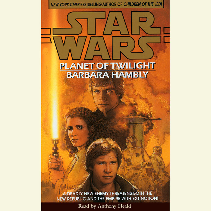 Star Wars: Planet of Twilight Cover