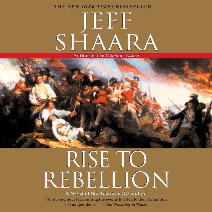 Rise to Rebellion Cover