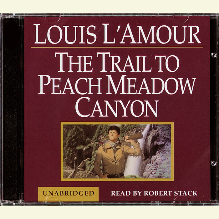 A Trail to Peachmeadow Canyon Cover