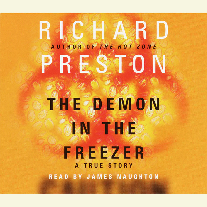 The Demon in the Freezer Cover