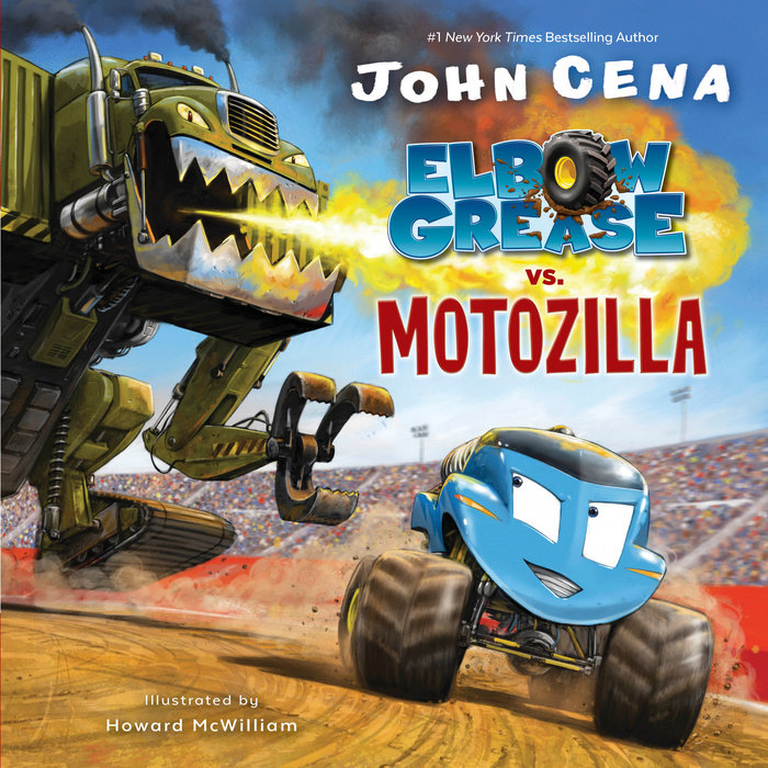Elbow Grease vs. Motozilla Cover