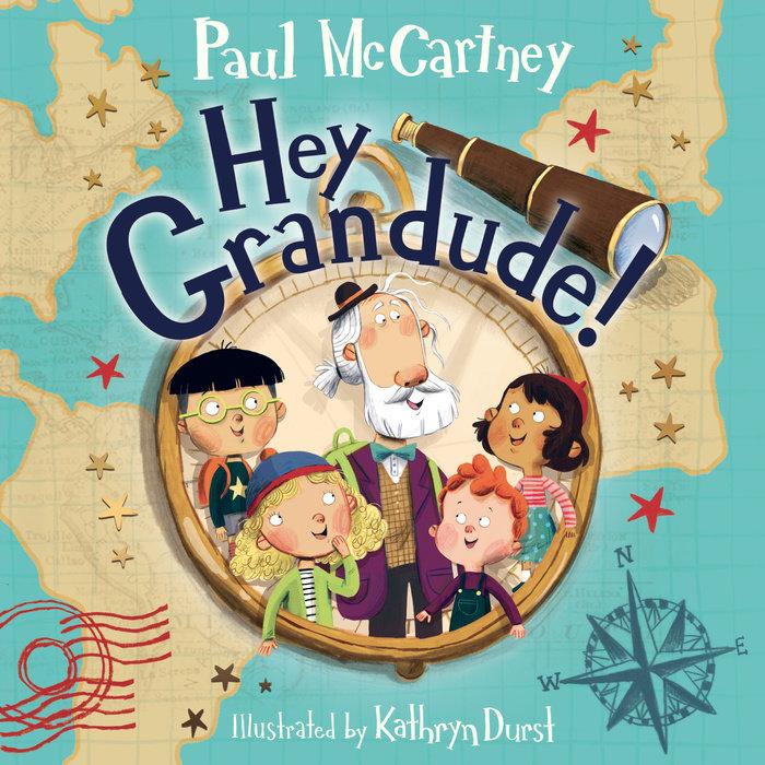 Hey Grandude! Cover