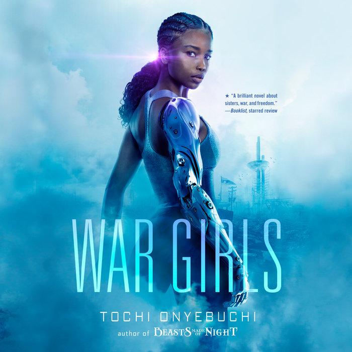War Girls Cover