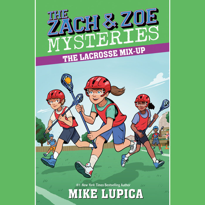 The Lacrosse Mix-Up Cover