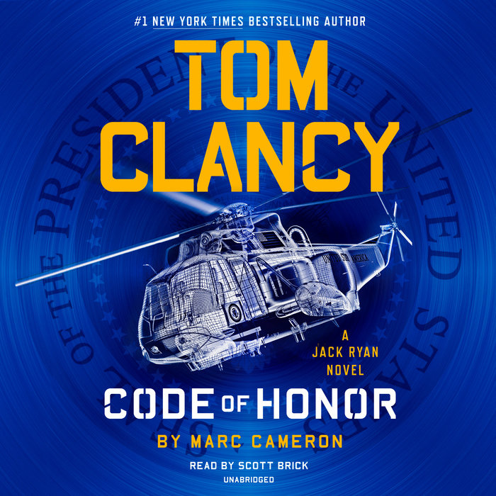 Tom Clancy Code of Honor Cover