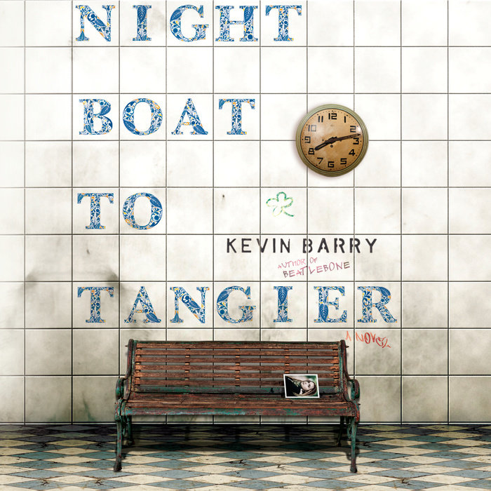 Night Boat to Tangier Cover